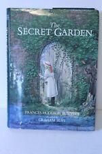 The Secret Garden Frances Hodgson Burnett illus Graham Rust Hardback