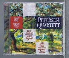 PETERSEN QUARTETT CD NEW MILHAUD/ LEKEU/ RAVEL