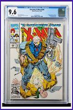 Uncanny X-Men #294 CGC Graded 9.6 Marvel November 1992 White Pages Comic Book.