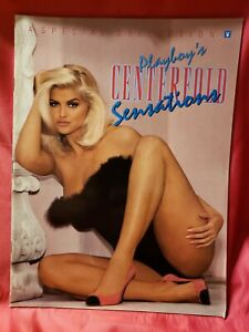 PLAYBOY'S CENTERFOLD SENSATIONS A Special Collection Anna Nicole Smith Mag