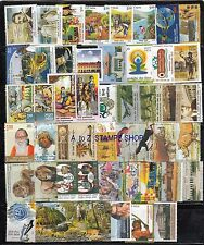India 2015 MNH Complete Year Set of 49 Stamps #1