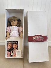 American Girl Pleasant Conpany Kirsten Doll in Party Dress In Box