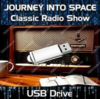 JOURNEY INTO SPACE - OLD TIME RADIO SHOW DRAMA SCI-FI USB - 74 EPISODES MP3