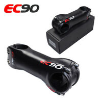 EC90 Full Carbon Fiber Bicycle Stem MTB Road Bike Stand 6/17° Stems 31.8/ 28.6mm