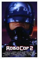 "16mm Feature ""ROBOCOP 2"" (1990) LPP Flat Print"