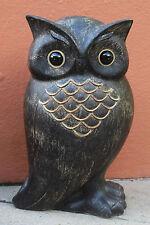 "Gorgeous  Large   Barnstaple    Owl  Ornament    "" Meet  LEX ""    BRAND    NEW"