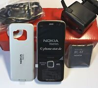 NOKIA N78 HANDY SMARTPHONE QUADBAND BLUETOOTH MP3 KAMERA UMTS EDGE WLAN NEU NEW