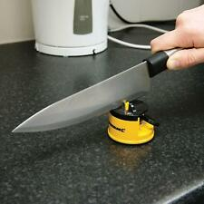 Silverline Knife & Scissors Sharpener WithTungsten Steel Edge