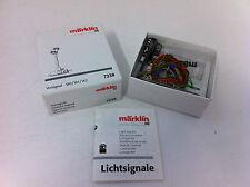 Märklin 7238 - Lichtvorsignal Vr0/Vr1/Vr2 mit Relaisantrieb - neu und OVP H0