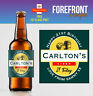 Personalised Cider bottle labels Perfect Birthday/Wedding/Graduation Gift 1,4,8