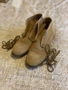 mens suede shoes size (44)