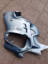 BMW R1100RT Left Front Fairing Panel Silvery Blue