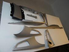 Audi A7 S7 4G Verkleidung Blenden Dekor Leisten Dekorleisten silber