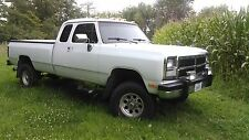 1993 Dodge Other Pickups Crew Cab