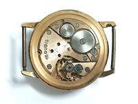 Movimiento reloj TITAN AB 58 de cuerda original para piezas recambio sin ancora
