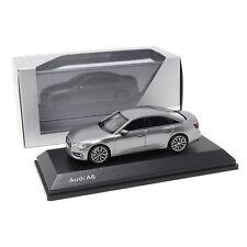 Audi A6 C8 Limousine Taifungrau 1:43 Modellauto 5011806131 Miniatur Grau