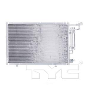 A/C Condenser TYC 4919 fits 14-19 Ford Fiesta 1.6L-L4