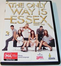 The Only Way Is Essex : Series 1--- (DVD, 2011, 2-Disc Set)
