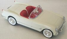 "1953 Chevy Corvette Dealer Plastic Promo Car 6.5"" PERFECT"