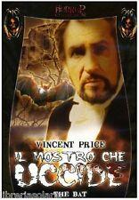 Vincent Price IL MOSTRO CHE UCCIDE nuovo sigillato DVD