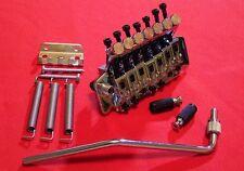 Guitar Parts FLOYD ROSE Locking Tremolo Bridge - 7-STRING - CHROME
