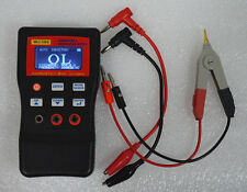 MLC500 AutoRanging LC Meter Up to 100H 100mF, 1% accuracy + SMD probes