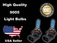 USA Seller Xenon Gas Headlight Light Bulb -55w Super White 9005 High Beam -D