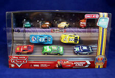 NEW Pixar Cars SPEEDWAY 9-PACK 2010 Piston Cup - CLUTCH AID TwoStroke TIM RIMMER