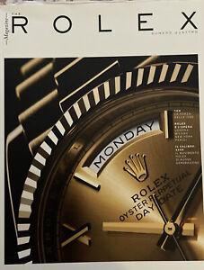 Rolex Magazine n. 4 in Lingua italiana