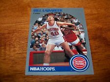 DETROIT PISTONS BILL LAIMBEER 1990-91 HOOPS #108