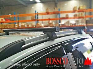 Black Roof Racks Suitable for Mercedes-Benz Vans Viano / Valente 2004-2020