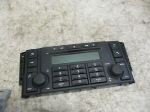 Radio Control Panel Unit CD Telephone Display Land Rover Freelander 2 (Fa _) 2.2
