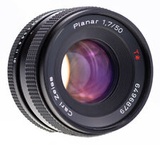 Contax Carl Zeiss Planar T* 50 mm f 1,7 SN:6496879 Geprüft / Prime Lens  ( 676 )