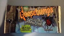 Goosebumps TRADING CARDS set of 8 cards TOPPS brand new in package GOOSEBUMPS !!