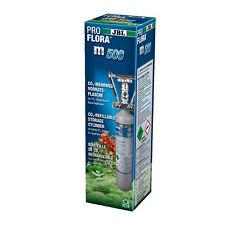 JBL ProFlora m500 SILVER - Mehrweg-Vorratsflasche mit 500 g CO2