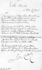 """JULES DE MARTHOLD / Poème autographe """" VILLE ETERNELLE """" à Albert Montreuil 1905"""