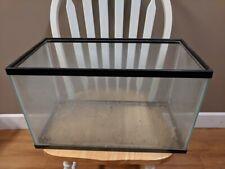 Glass 10-Gallon Fish Aquarium