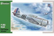 Special Hobby 1:32 P-36 A Pearl Harbor Defender Plastic Model Kit #SH32003