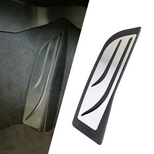 Fit For BMW 1 3 Series F20 F21 F30 F31 F34 GT Foot Rest Pedal Pad Cover Non-slip