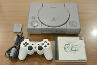 Sony PlayStation 1 PS1 (SCPH-7500) Console With Memory card Parasite eve