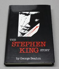 The Stephen King Story Signed by Authors George Beahm & Kenny Ray Linkous