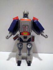 Vintage G1 Transformers GALVATRON robot - clean battery compartment