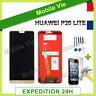 VITRE TACTILE + ECRAN LCD PRET-A-MONTER POUR HUAWEI P20 LITE OR + FILM + OUTILS