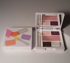 2 CLINIQUE Mirror Compacts #20 JAMMIN - EYE SHADOW + #01 CLOVER -PRESSED BLUSHER