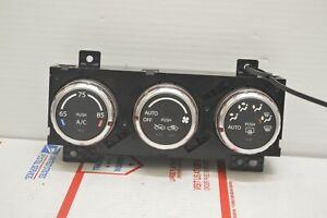 07-13 Suzuki SX4 Climate Control Unit Heater Ac Temperature Hvac CD98#016