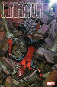 Ultimatum (2009) #4 of 5 VF/NM Phil Jimenez Spider-Man Variant Cover