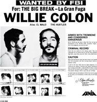 Willie Colon - Wanted By The Fbi / Big Break: Gran Fuga [New Vinyl]