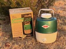 Coleman Snow*Lite 2 Gallon Diamond Jug - Vintage Camping -  RARE w/ Box