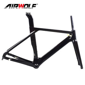 Full Carbon Road Bike Frame Bicycle Frameset 700*32C 49/52/54/56 Disc Brake