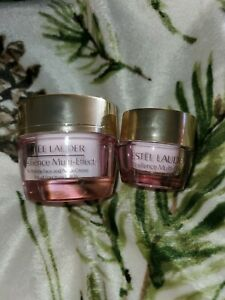 Estee Lauder ☆Peptide Eye Creme & Resilience Multi-Effect ☆ 2 jars, one of each